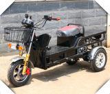 ثلاثة عجلة درّاجة ثلاثية كهربائيّة لأنّ مسافر