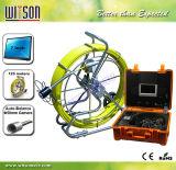 Witson professionnel d'égouts de vidange Pipeline Inspection, de la caméra vidéo HD tuyau autonivelant Caméra (W3-CMP3288)
