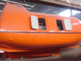 FRP Totally Enclosed Lifeboat/спасательная лодка с Solas Approved