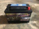Batterij van de Auto van het Onderhoud 12V66ah van Supervolt DIN66mf de Vrije