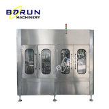Etikettiermaschine der Qualitäts-komplette Zeilen-Trinkwasser-Flaschen-füllendes Mit einer Kappe bedecken und