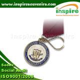 Médaille en métal avec le logo personnalisé