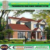 Дома панельного дома быстрой конструкции дешевые, дом Prefab недвижимости