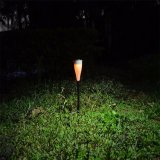 Ruta de LED de luz solar césped jardín lámpara decorativa