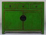 Armário de madeira chinês da mobília antiga