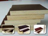 Toda la clase de película hizo frente a la madera contrachapada, madera contrachapada de la construcción. 1220*2440*3-21m m 1250*2500*9-21m m