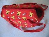 Sac de transporteur de lit pour chien chat chien d'alimentation pour animaux de compagnie de transporteur