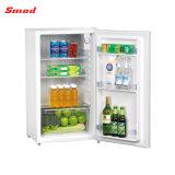 자물쇠와 키를 가진 소형 단 하나 문 정체되는 조밀한 냉장고