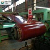La fabrication de matériel de construction automobile PPGI bobine en acier recouvert de couleur