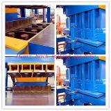 Machine de fabrication de brique automatique, machine de verrouillage de brique d'argile de saleté