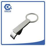 Fabrik-kundenspezifischer beweglicher MetallWiner Flaschen-Öffner mit Keychain