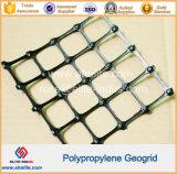 China de geomalla de plástico para la estabilización del suelo