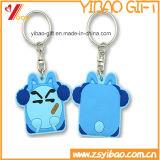 PVC Keychain di abitudine di prezzi di fabbrica per il regalo (YB-LY-K-02)
