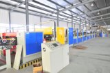 Blatt-Formungs-Maschine der PappeWj-200 1600 3-Ply gewölbte in China
