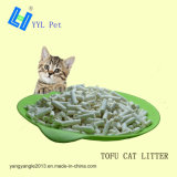 Tofu arena de gato con un fuerte control de olores (YYLD01).