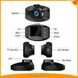 1.5Inch mini gravador de automóveis com gravação de loop, Detecção de Movimento, Monitorização de estacionamento, Sensor G