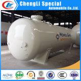 20000L 20cbm Q345r 수평한 주유소 10mt LPG 탱크