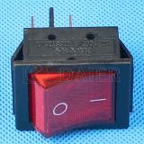 Interruptor de alta 30A 250VAC Carling Rocker