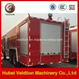 280HP HOWO 8m3水普通消防車