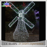 Lumière colorée extérieure de scintillement de chaîne de caractères de décoration de Noël de vacances