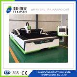 500W, 800W, 1000W, taglio inossidabile 3015b del laser della fibra del acciaio al carbonio del metallo di CNC 1500W