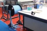 Cadena de producción de cristal aislador del espaciador de goma