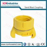 Connettori industriali del tubo flessibile dello Accoppiamento-Sb del Sandblast del nylon 1-1/4 ''