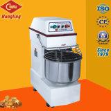 Mezclador espiral de la mezcla de la pasta caliente de la venta 60 / máquina de la mezcla de la harina de la panadería