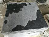Negro ácido para la pavimentación de las losas de piedra caliza, tapas de pared Pouds pasos