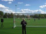 10 van de Garantie van het Kunstmatige van het Gras jaar Gras van het Voetbal Synthetische (jds-50)