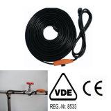 Wasser-Rohr-Heizkabel der gute Qualitäts21w für gefrorene Rohre