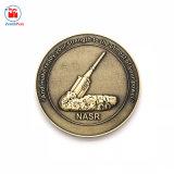 ロゴの高品質の金属の元帥の剣の硬貨