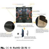 Haut P3.9 européen de la qualité intérieure Affichage LED de location