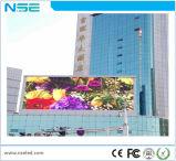 Visualización de LED a todo color al aire libre de P10 SMD para hacer publicidad
