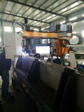 Machine de soudure de cylindre de pétrole avec le contrôleur d'AP
