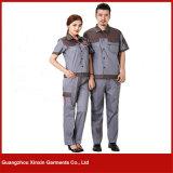 Fournisseur bon marché de vêtements de fonctionnement de polyester de coton (W23)