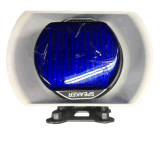 LEIDENE van Senken 105+dB 25W Lichte 12V LEIDEN van de Motorfiets Licht met Luidspreker/Versterker