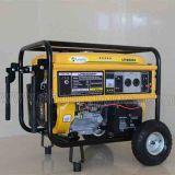 Генераторы газолина цены 5kVA 5kw электрические портативные