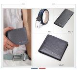 Бумажник неподдельной кожи способа бумажника PU бумажника карточки сбывания фабрики