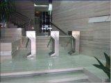 접근 제한 세륨 승인되는 삼각 십자형 회전식 문 기계장치 & 자동적인 십자형 회전식 문 문 & 삼각 십자형 회전식 문