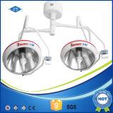 Doppelte kaltes Licht-chirurgische Lampe