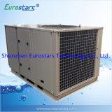 O baixo ar do ruído refrigerou o condicionador de ar empacotado Rootop