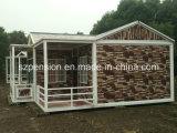 Venta caliente buenas vacaciones con Mobile/prefabricados prefabricados Casa/Chalet