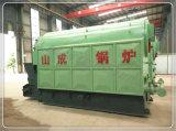 Caldeira de combustível sólido caldeira de vapor industriais de carvão para venda
