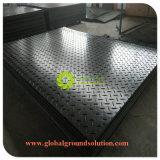 С износостойкими против удара из переработанных черный Upe дороги коврик с SGS ISO9001