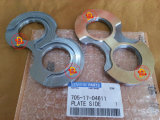pièces de rechange du chargeur sur roues, de la plaque latérale (705-17-04611)