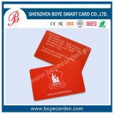 Venta al por mayor de tarjeta de visita de PVC con precio barato