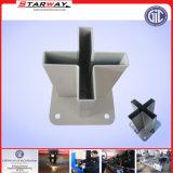 Suporte personalizado do aço frio com carimbo do revestimento do pó da soldadura