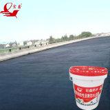 Matériau imperméable à l'eau de bitume liquide pour la route et la passerelle