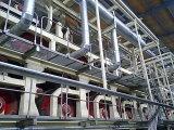 bolsa de papel automática del papel de Kraft del papel acanalado del funcionamiento de 1880m m que estría que hace la máquina